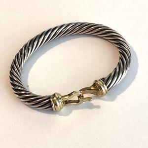 David Yurman Classic 5mm Cable Buckle Bracelet